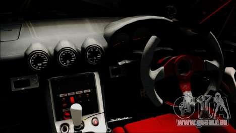Nissan Silvia S15 EE für GTA San Andreas rechten Ansicht