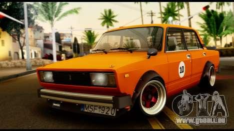 VAZ 2105 JDM für GTA San Andreas
