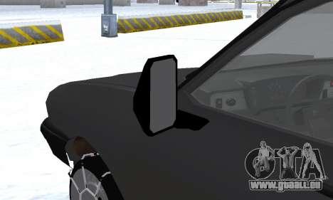 Dacia 1305 Papuc Pick-Up Drop Side 1.9D pour GTA San Andreas salon