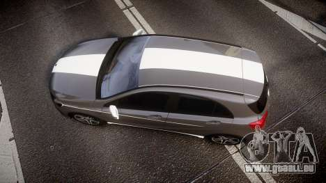 Mersedes-Benz A45 AMG PJs5 für GTA 4 rechte Ansicht