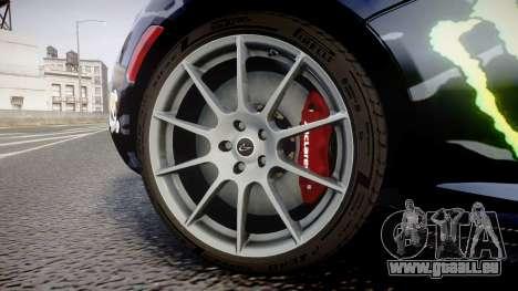 McLaren P1 2014 [EPM] Ken Block pour GTA 4 Vue arrière