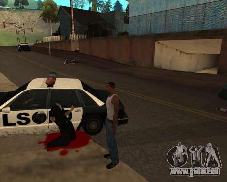 Einstellungen Ragdoll für GTA San Andreas
