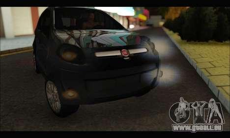 Fiat Palio 2013 für GTA San Andreas