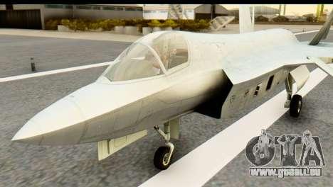 F-35B Lightning II Hatsune Miku Version für GTA San Andreas