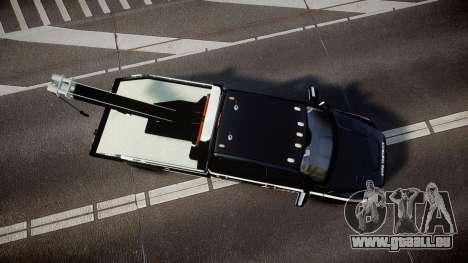 Dodge Ram 3500 NYPD [ELS] für GTA 4 rechte Ansicht