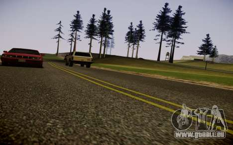 Fourth Road Mod für GTA San Andreas