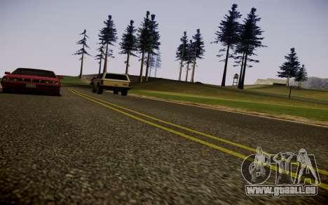 Fourth Road Mod pour GTA San Andreas