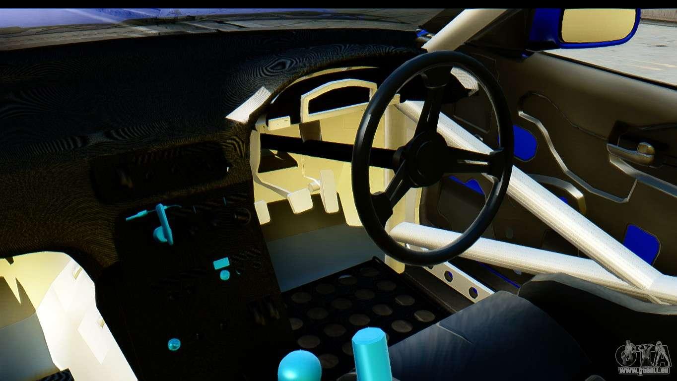 Nissan 240sx pour gta san andreas. grand coupé sport spécialement