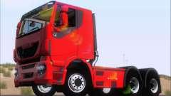 Iveco Stralis HiWay 6x4