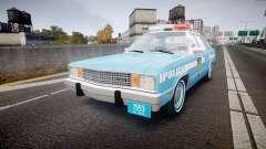 Ford Fairmont 1978 Police v1.1