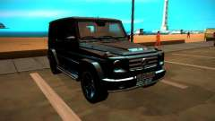 Mercedes-Benz G500 Bluetec 2014