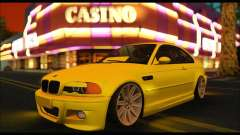 BMW M3 Coupe Tuned