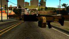 Combat MG from GTA 5 pour GTA San Andreas