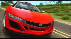 Dinka Jester Racecar (GTA V) (IVF)