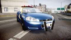 Chevrolet Impala West Virginia State Police ELS