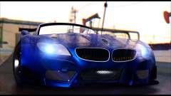 BMW Z4 GT3 für GTA San Andreas