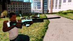 Blue Line Sniper