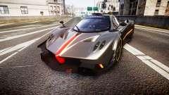 Pagani Zonda Revolution 2013 pour GTA 4