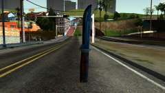 Knife from Kuma War pour GTA San Andreas
