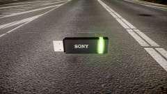 Lecteur flash USB Sony vert