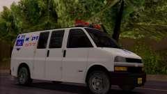 Chevrolet Exspress Ambulance