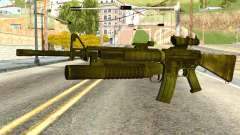 Assault Rifle from Global Ops: Commando Libya