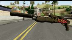 Red Tiger Combat Shotgun pour GTA San Andreas