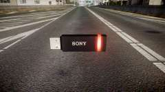 Lecteur flash USB Sony rouge