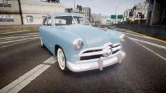 Ford Custom Fordor 1949