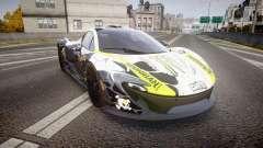 McLaren P1 2014 [EPM] Ken Block