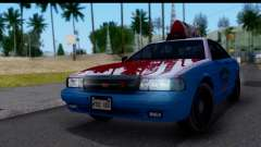 Taxi Vapid Stanier II from GTA 4 pour GTA San Andreas