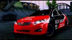 Toyota Corolla 2012 LOJACK Racing pour GTA San Andreas