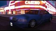 Lincoln Towncar (IVF) pour GTA San Andreas