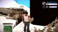 C-HUD by Jeremy Wilsher für GTA San Andreas