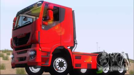 Iveco Stralis HiWay 6x4 pour GTA San Andreas