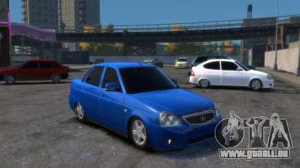 Lada 2170 für GTA 4