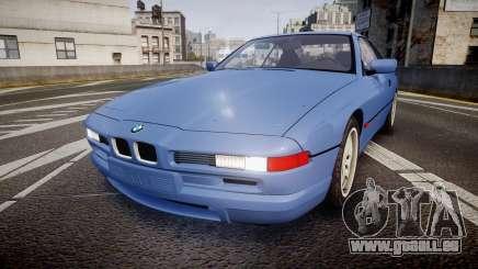 BMW E31 850CSi 1995 [EPM] pour GTA 4