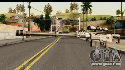 Accuracy International AS50 .50 BMG für GTA San Andreas