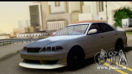 Toyota Mark 2 Sport pour GTA San Andreas