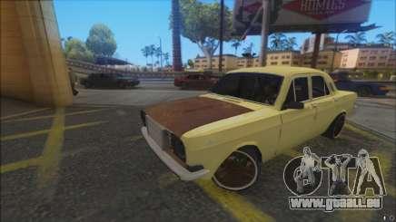 ГАЗ 2410 DÉRIVE SPL IP pour GTA San Andreas