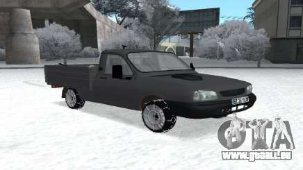 Dacia 1305 Papuc Pick-Up Drop Side 1.9D pour GTA San Andreas