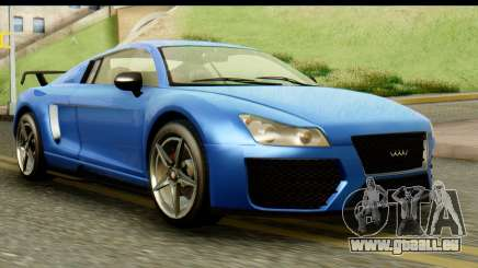 GTA 5 Obey 9F Coupe IVF für GTA San Andreas