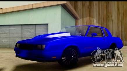Chevy Monte Carlo für GTA San Andreas