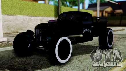 Hot-Rod En Russe pour GTA San Andreas