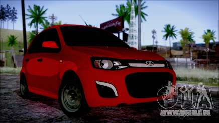 Lada Kalina R2 pour GTA San Andreas
