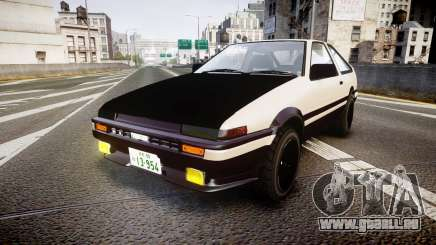 Toyota AE86 Tofu pour GTA 4
