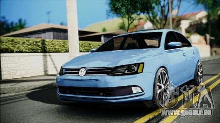 Volkswagen Jetta 2015 für GTA San Andreas