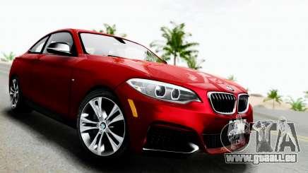 BMW M235i F22 2015 für GTA San Andreas