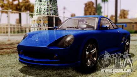 GTA 5 Pfister Comet SA Mobile für GTA San Andreas