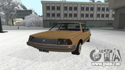 Renault 18 für GTA San Andreas